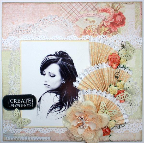 Create Memories ~ My Creative Scrapbook DT~