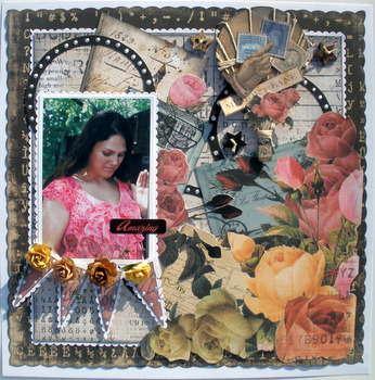 Memory Lane ~My Creative Scrapbook DT~