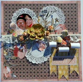 You are sew Sweet ~My Creative Scrapbook Dt~