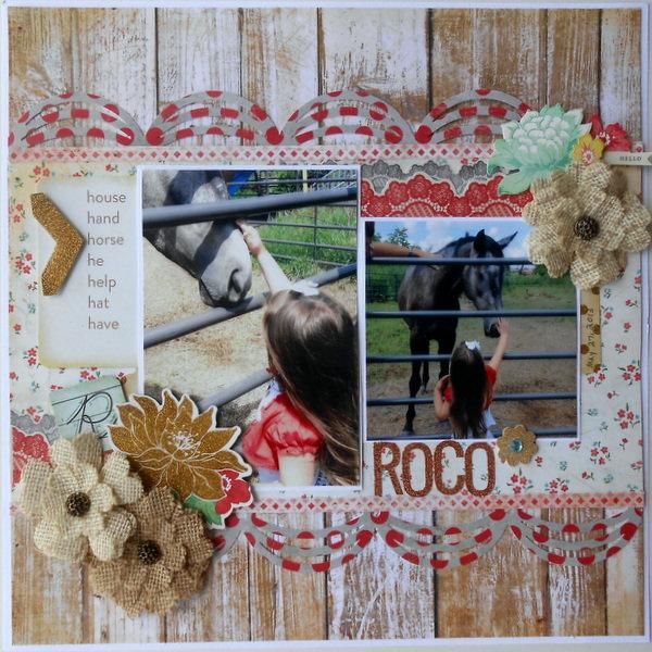 Roco ~My Creative Scrapbook DT~