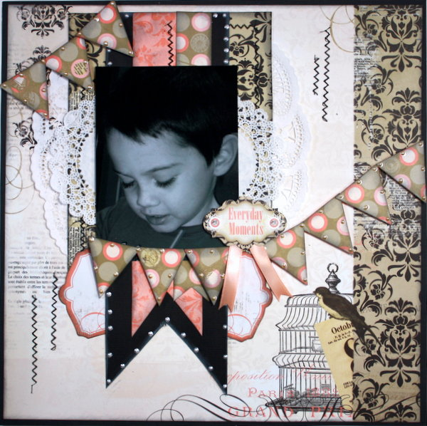 Every Day Moments ~My Creative Scrapbook DT~