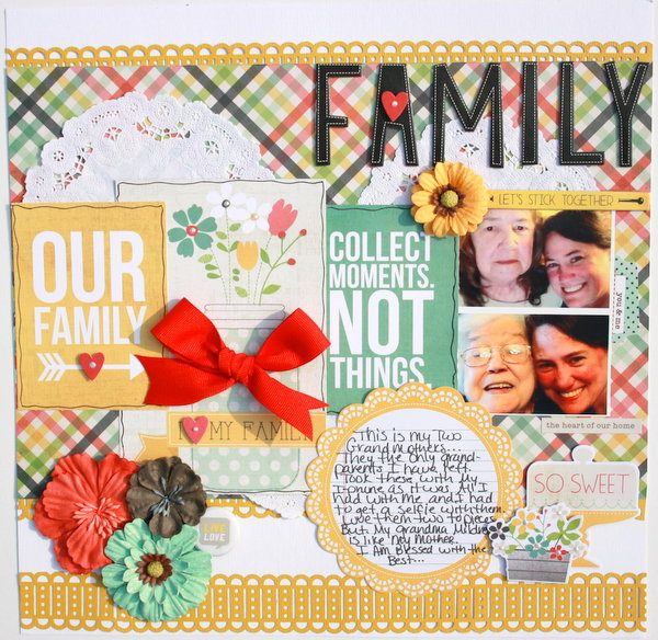 Family ~MycreativescrapbookDT~