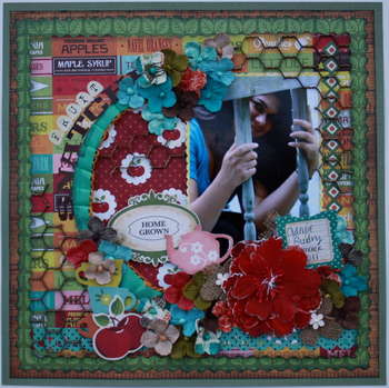 Fruit Snatcher ~My Creative Scrapbook Dt~