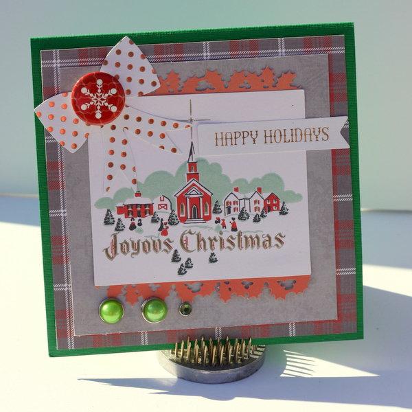 happy hoilday card ~My Creative Scrapbook DT~
