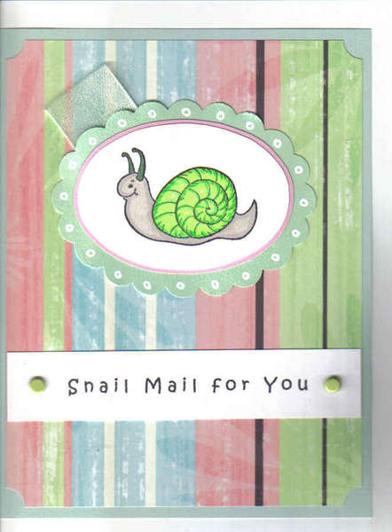 Another: Snail Mail For You