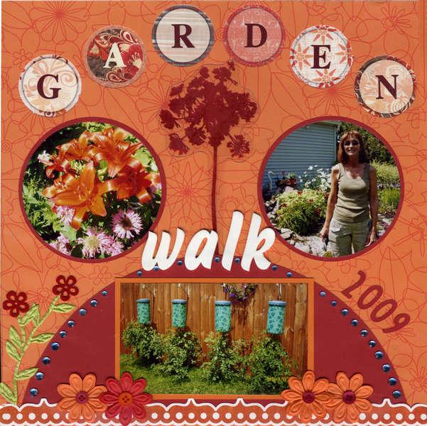 Garden Walk 2009