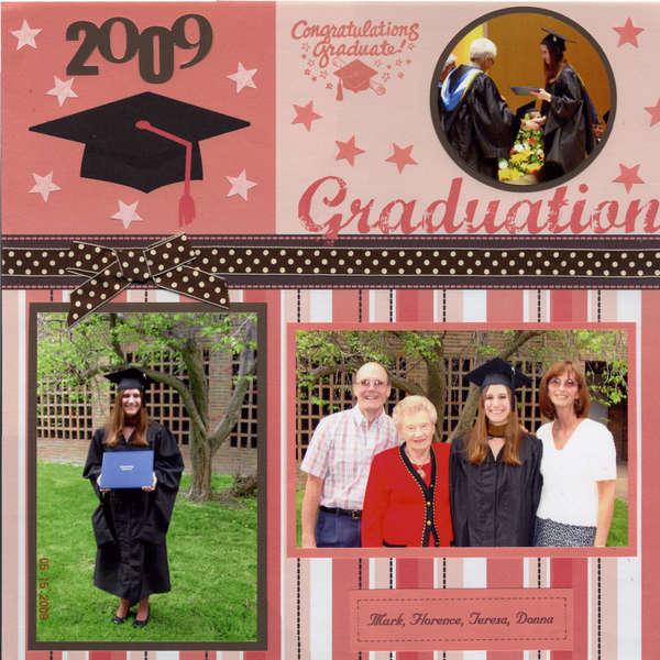 Teresa's Graduation