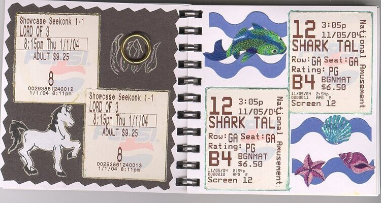 Lord of the Ring III & Shark Tale