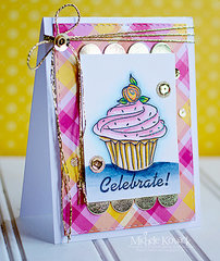 Celebrate With a Cupcake!