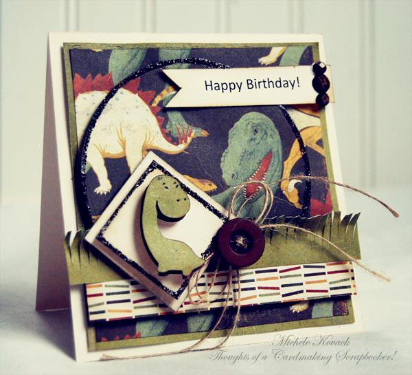 Dino Birthday
