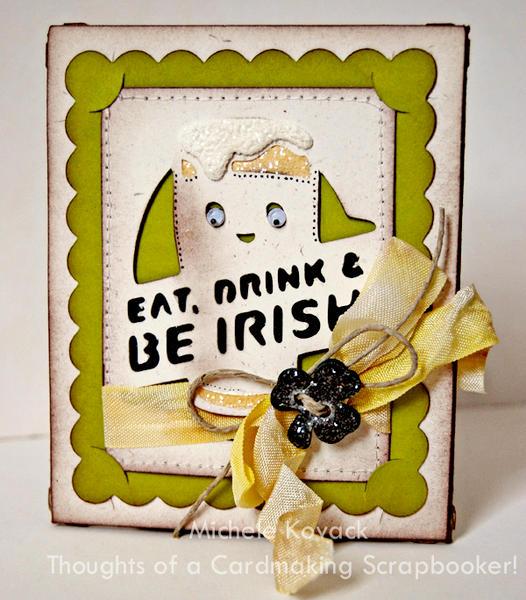 Eat, Drink, & Be Irish