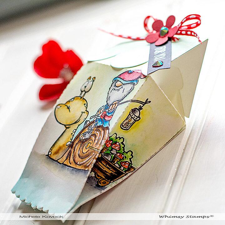 Gnome Matter What Box!
