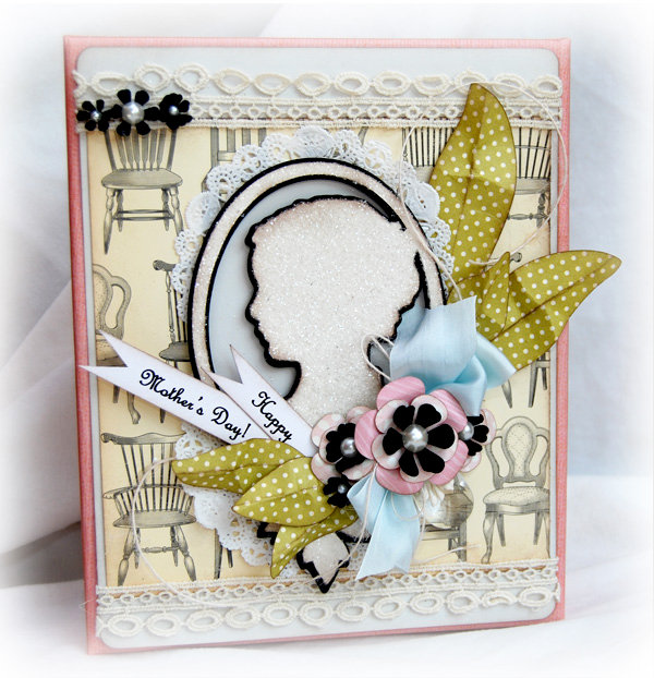 Altered Mother's Day Box