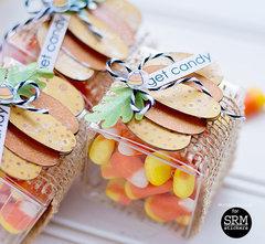 Pumpkin Candy Boxes