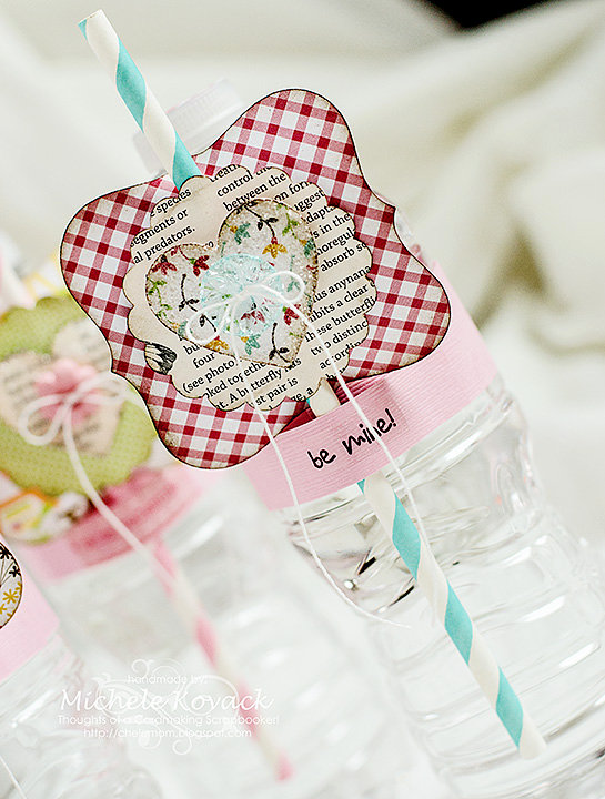 Valentine Water Bottles