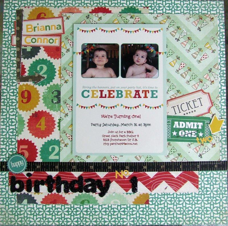 Birthday #1