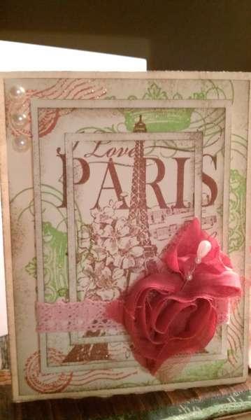 Triple play Paris card