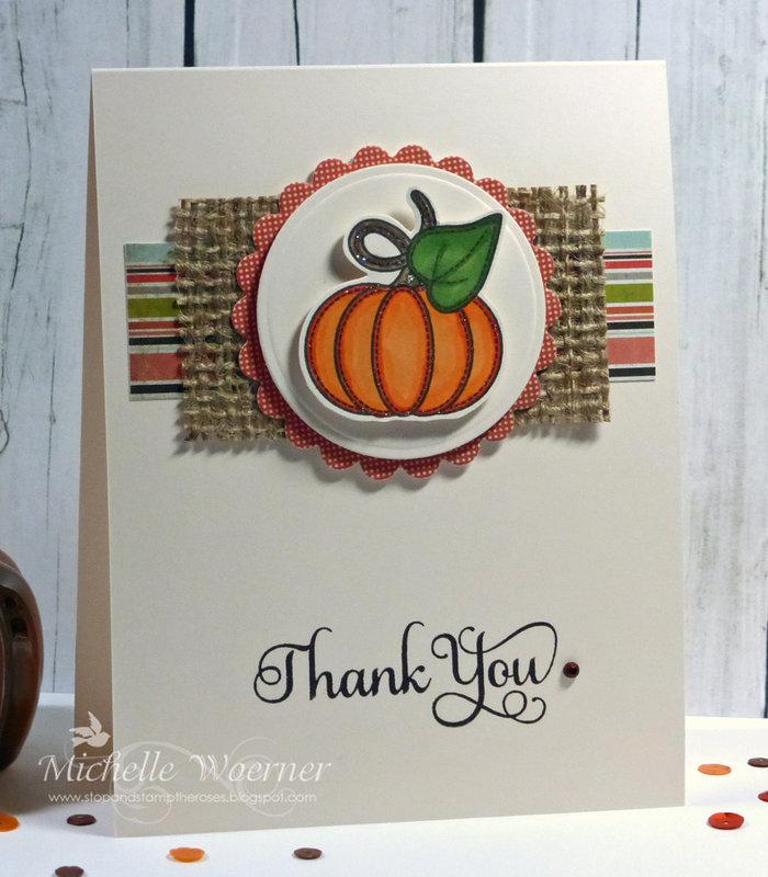 Thank you pumpkin