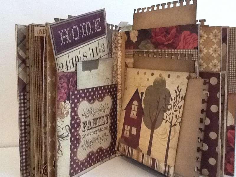My Build a Page Album