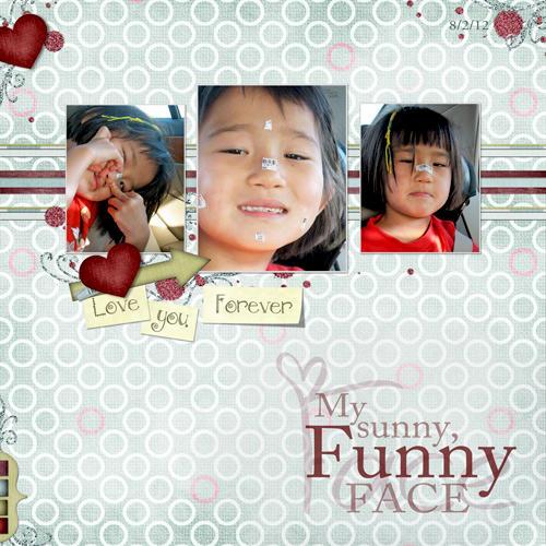 My Sunny, Funny Face