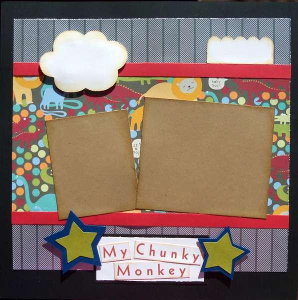 my chunky monkey