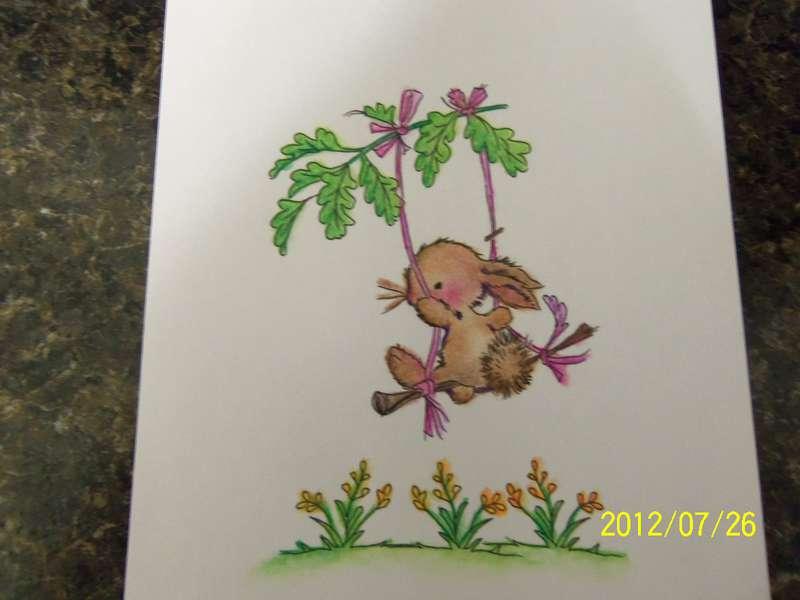 Bunny Practice 2012