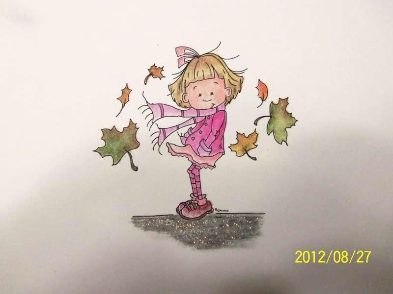 Fall Pencil Practice