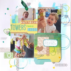 Building Towers with Daddy
