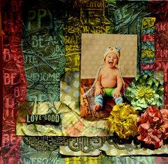 Scraps of Darkness Black Album Sept Kit