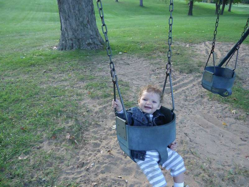 Swinging Along