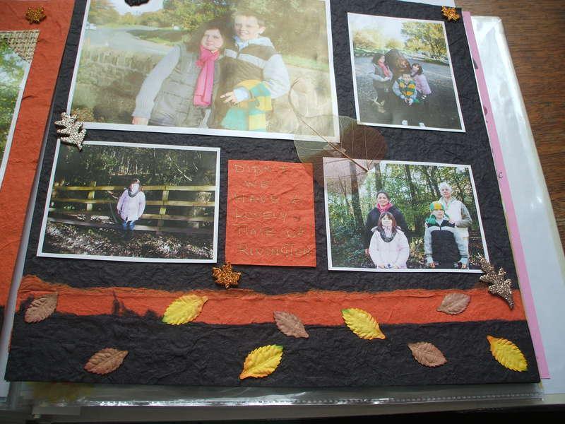 Rivington October half term