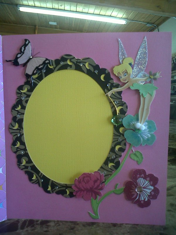 Tinker Bell Card