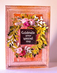 Celebrate your special day card