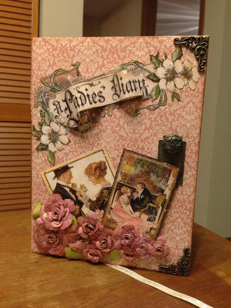 Ladies' Diary Mini Cover