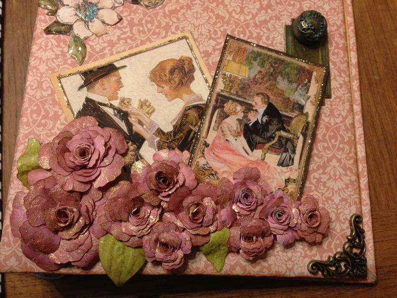 Ladies' Diary Mini Cover