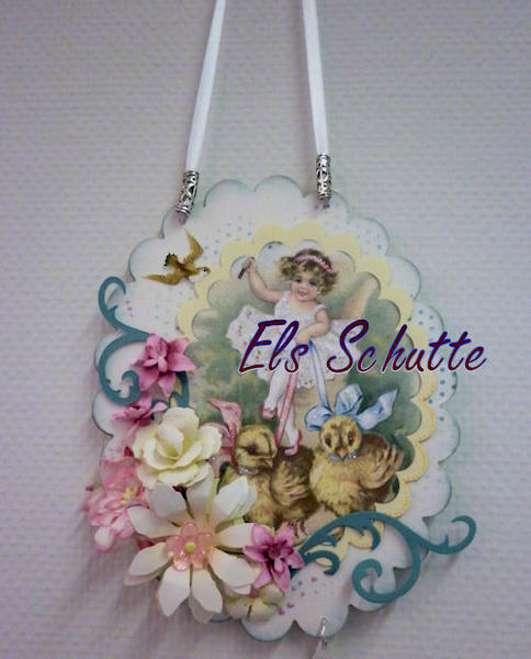 Easter wallhanging