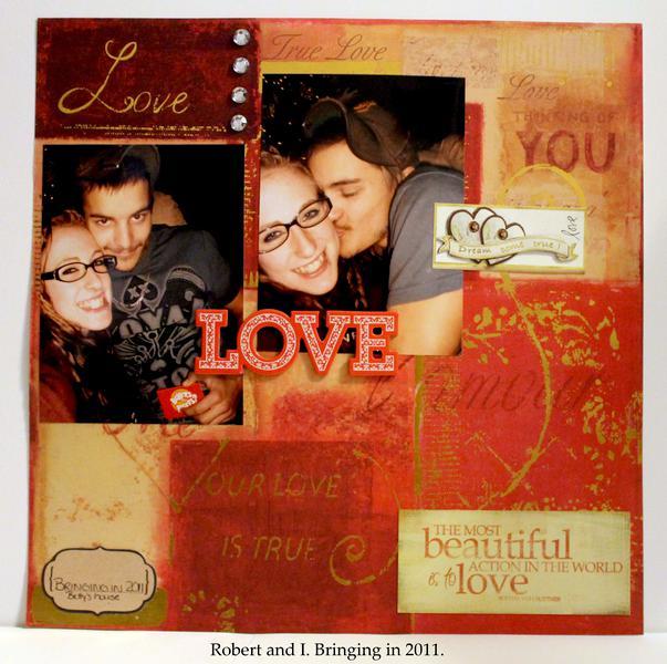 LOVE, Bringing in 2011
