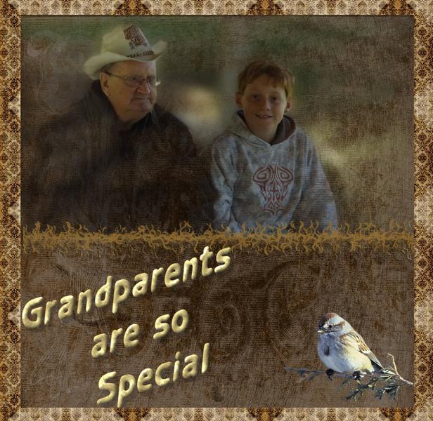 Grandparents are so special