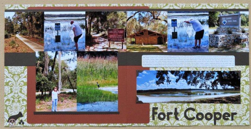 Fort Cooper, FL