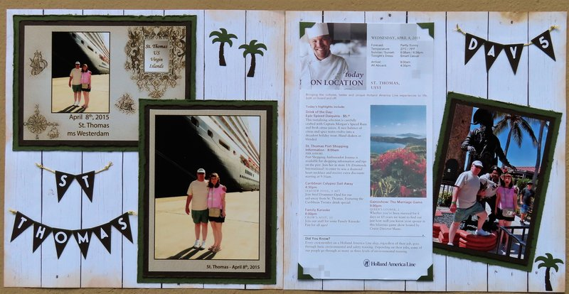 Introduction Page for St. Thomas, USVI