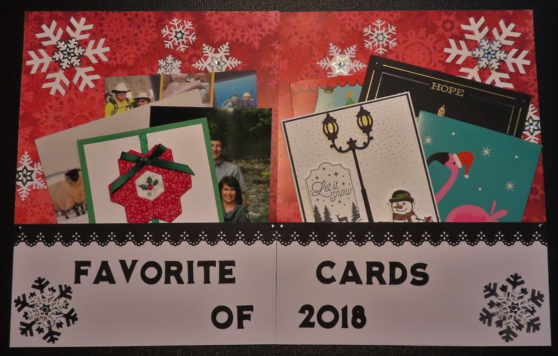 Favorite Christmas Cards of 2018