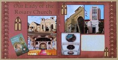 Our Lady of the Rosary Church, San Diego, CA