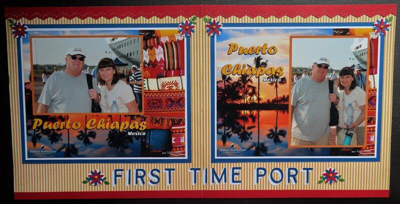 Puerto Chiapas, Mexico (Title Page)