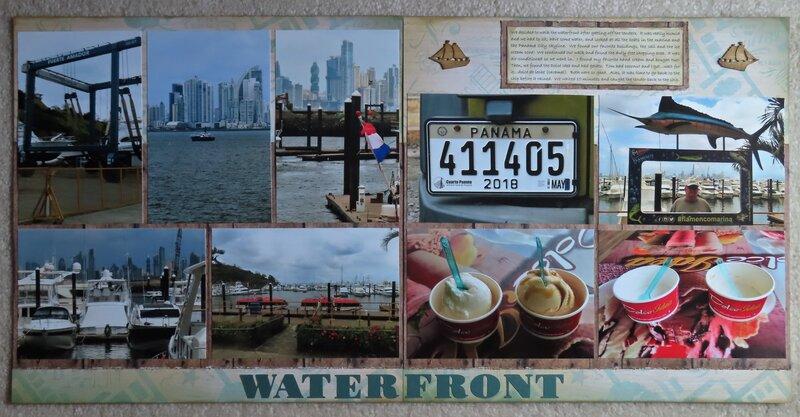 Waterfront, Panama