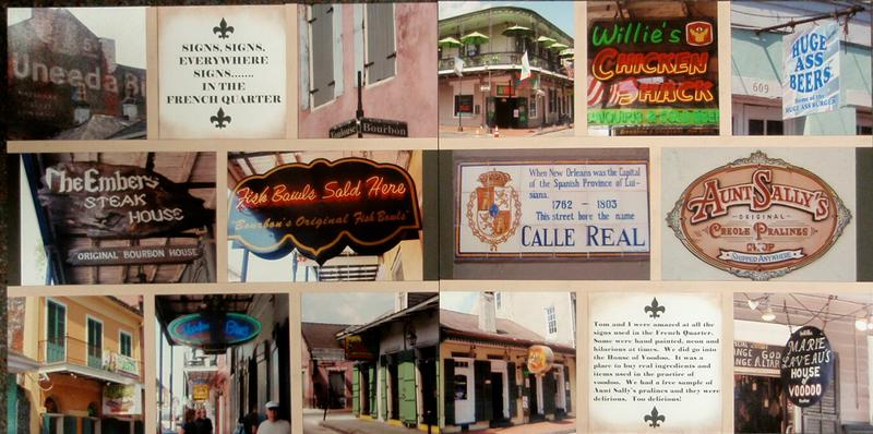 Signs, New Orleans, LA