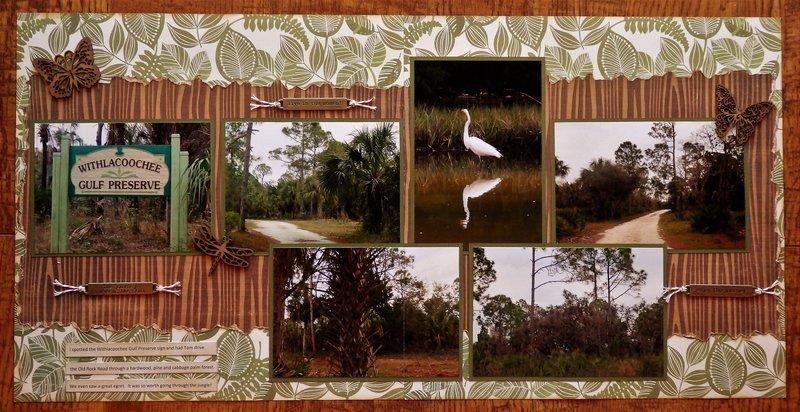 Withlacoochee Gulf Preserve, FL