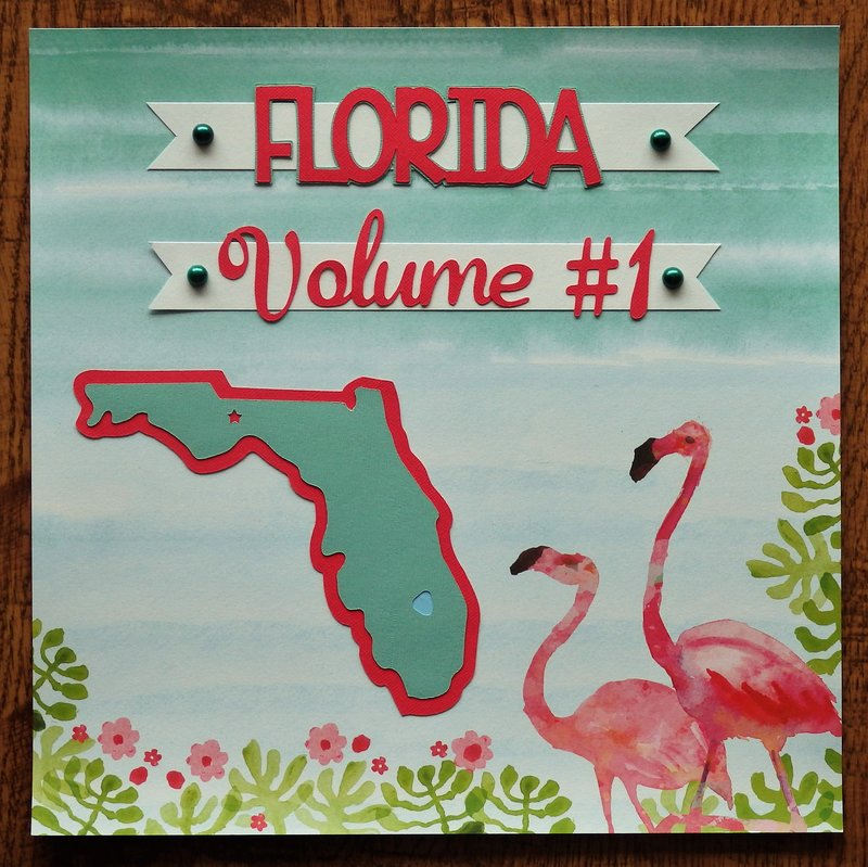 Title Page for my Florida Album (Volume #1)