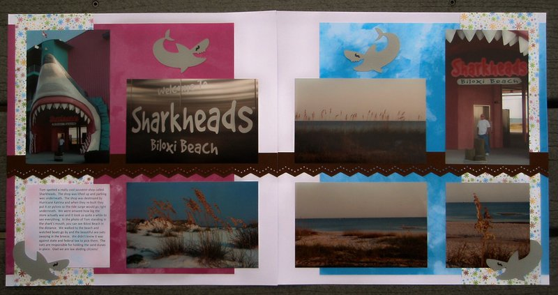 Sharkheads, Biloxi, MS
