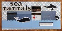 Sea Mammals, AK