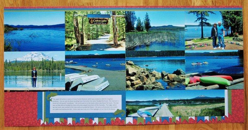 Cultus Lake Resort, OR